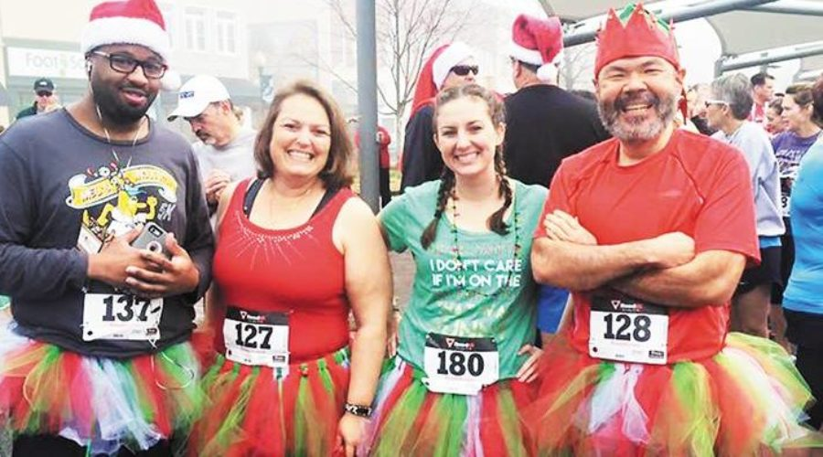 Mel's Jingle Run – December 8th