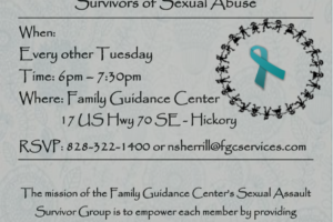 New Support Group!